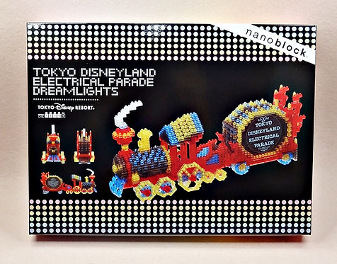 nanoblock D_Eparade Tokyo Disneyland Electrical Parade Dreamlights