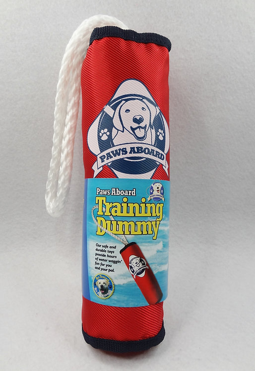 D01996 Paws Aboard Training Dummy Toy