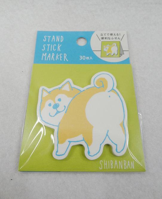 D01774 Shibanban Stand Stick Marker_Green