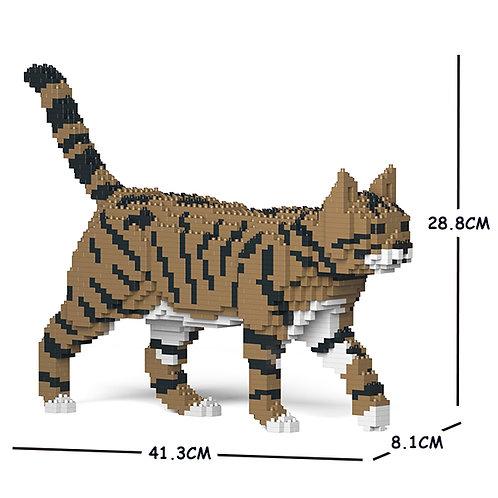Brown Tabby Cat 03S-M04 (需訂貨)