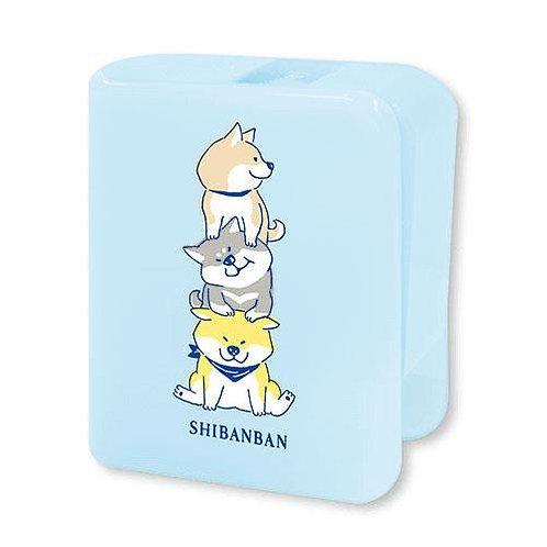 D02352_4 Shibanban便携式膠紙座_粉藍