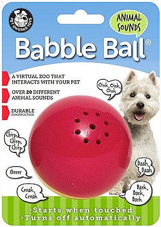 D02459_2 PETQWERKS Animal Sounds Ball M
