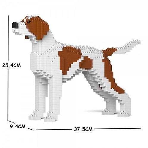 指標犬 English Pointer 01S-M01 S size (需訂貨)