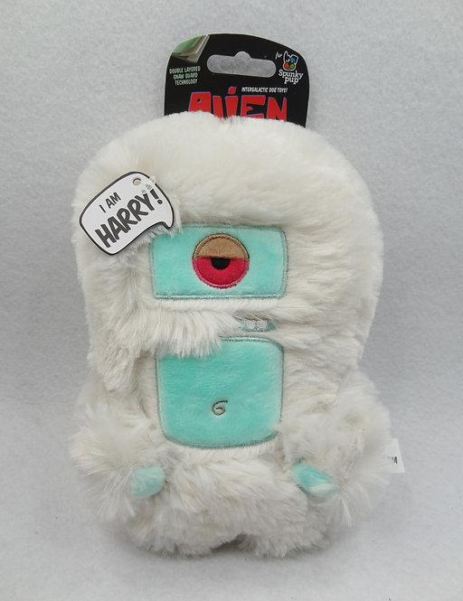 D01841_2 Spunky Pup Plush Alien Flex_Harry