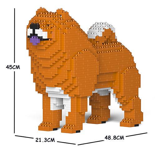 鬆獅狗 Chow Chow 01C-M01 M size (需訂貨)