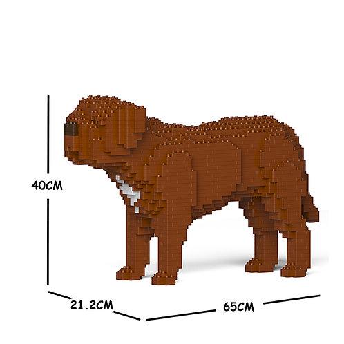 波爾多獒犬 Dogue De Bordeaux 01C-M01 M size (需訂貨)