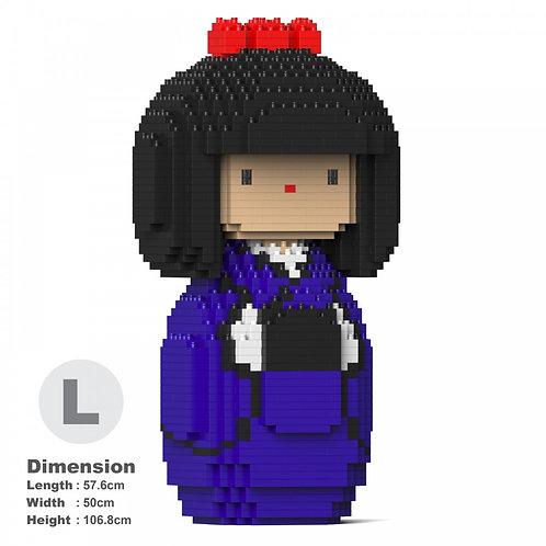 木芥子 Kokeshi Doll 01H-M02 (需訂貨)