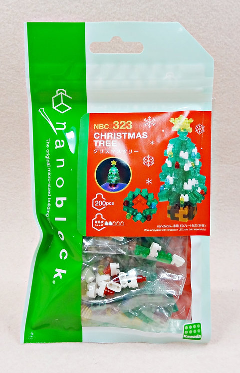 nanoblock NBC_323 Christmas Tree