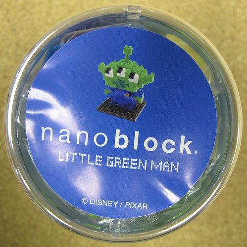 D_GREEN Disney Little Green Man