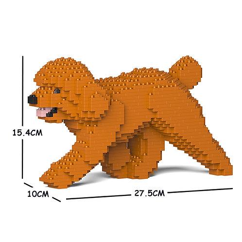 玩具貴婦 Toy Poodle 02S-M04 S size (需訂貨)