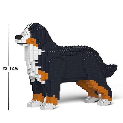 伯恩山犬 Bernese Mountain Dog 01S S size (需訂貨)