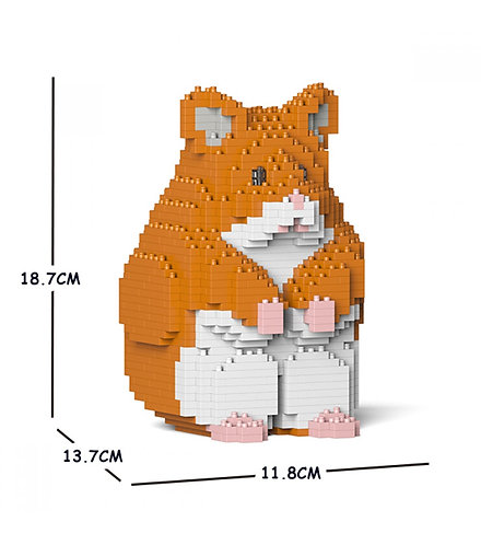 Jekca 倉鼠 Hamster 01S-M03 (需訂貨)