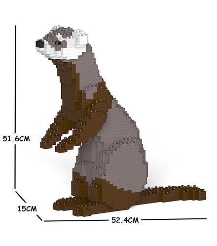 Jekca 矇眼貂 Ferret 01C (需訂貨)