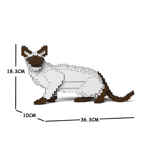 Siamese Cat 02S-M01 (需訂貨)