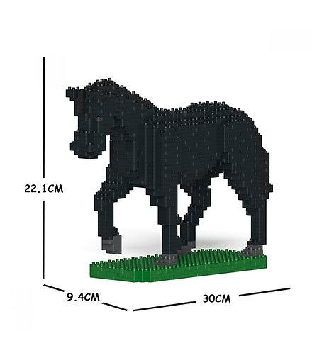 Jekca 馬 Horse 02S-M03 (需訂貨)