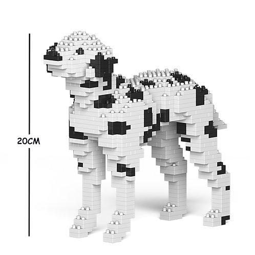 斑點狗 Dalmatian 01S-M01 S size (需訂貨)