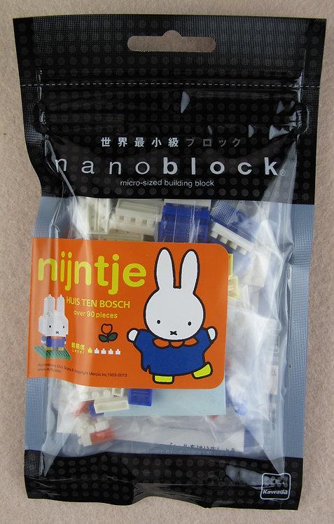 Miffy_B Nijntje Miffy Basic blue