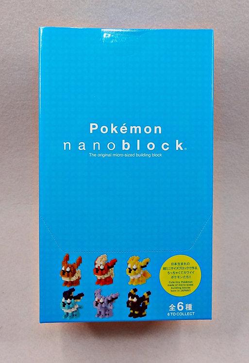 nanoblock NBMPM_05S Mini Pokemon Series 4