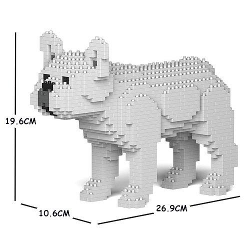 法國老虎狗 French Bulldog 01S-M05 S size (需訂貨)