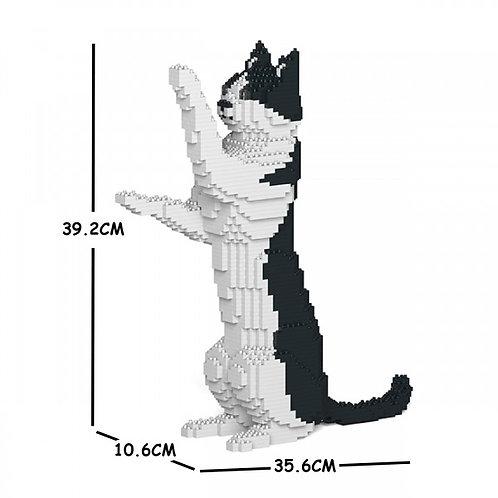 Black & White Cat 17S-M01  (需訂貨)