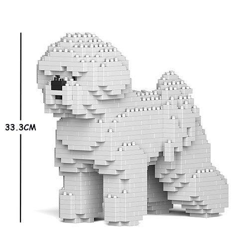 比熊犬 Bichon Frise 01C M size (需訂貨)