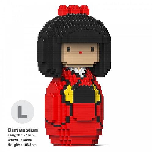 木芥子 Kokeshi Doll 01H-M01 (需訂貨)