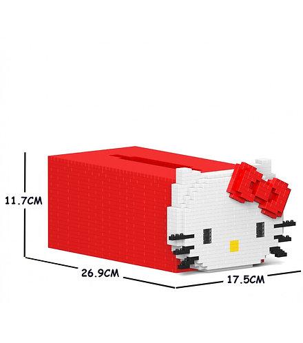 Jekca Hello Kitty Tissue Box 01S (需訂貨)