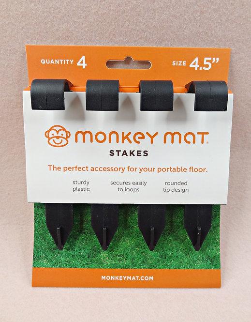 D01582_7 Monkey Mat Stakes