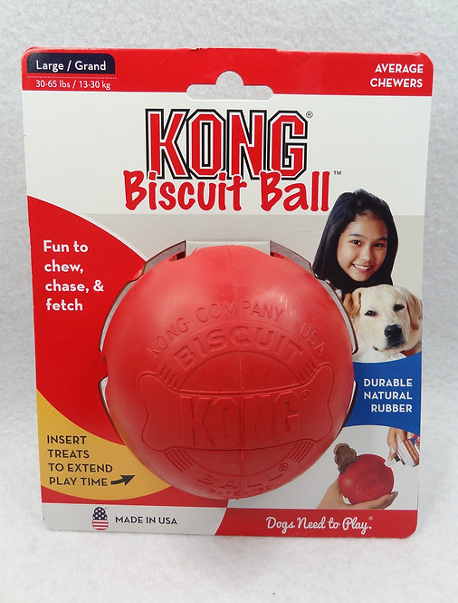 D01960 Kong® Biscuit Ball_Large