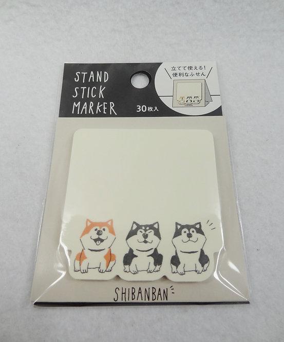 D01773 Shibanban Stand Stick Marker_Black