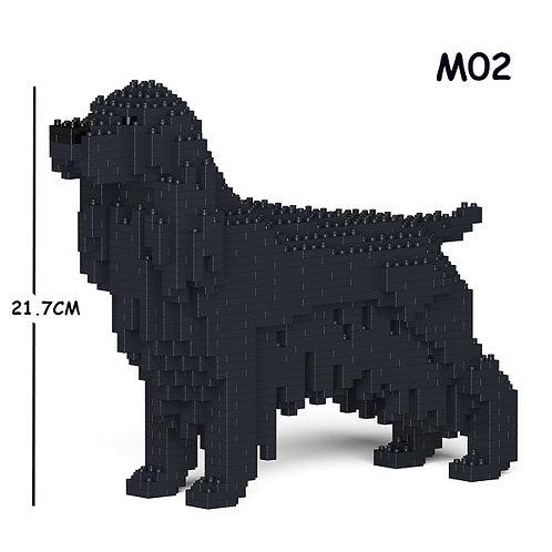 英國曲架 English Cocker Spaniel 01S-M02 S size (需訂貨)