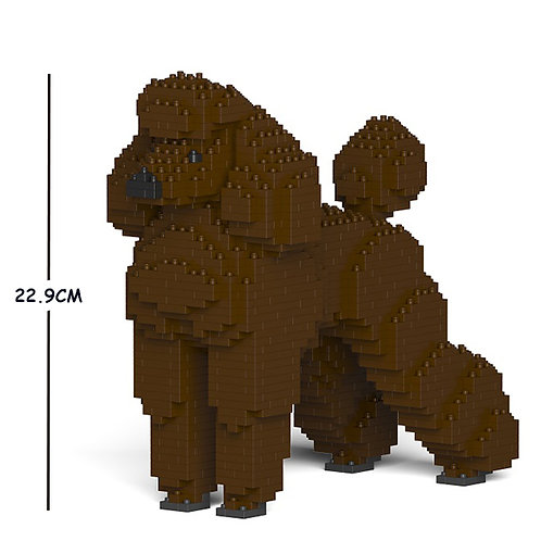 標準型貴婦狗 Standard Poodle 01S-S11 S size (需訂貨)