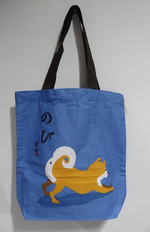 D01799_15 柴田tote bag(藍)
