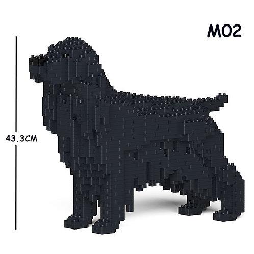英國曲架 English Cocker Spaniel 01C-M02 M size (需訂貨)
