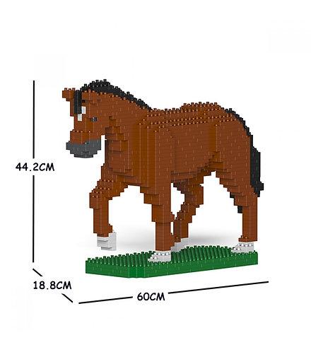 Jekca 馬 Horse 02C-M01 (需訂貨)