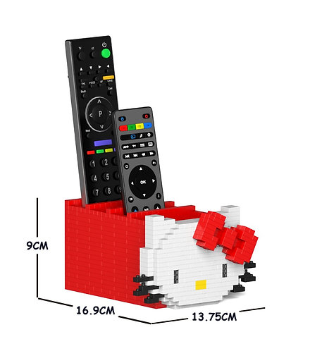 Jekca Hello Kitty Remote Control Rack 01S (需訂貨)