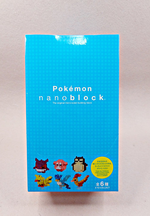 nanoblock NBMPM_04 Mini Pokemon Ex Series 01
