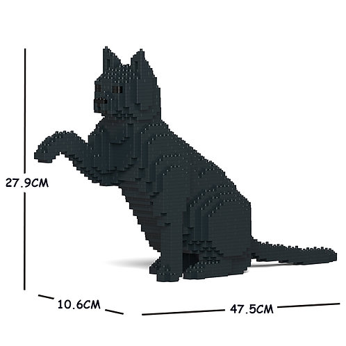 Black Cat 08S-M02  (需訂貨)