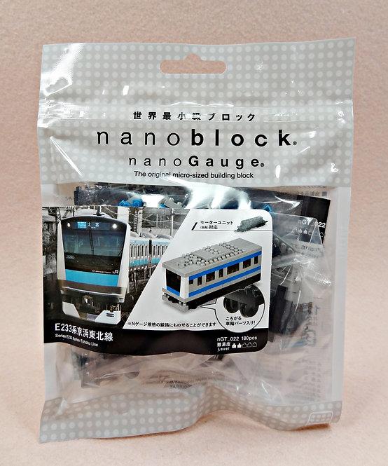 nGT_022 Series E233 Keihin-Tohoku Line