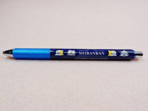 D02675_7 Shibanban原子筆_藍