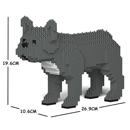 法國老虎狗 French Bulldog 01S-M07 S size (需訂貨)