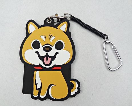 D02263 B-side label 柴犬掛牌