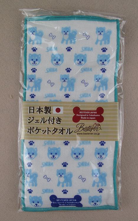 D01027 Bestever 水樽袋 (柴犬-藍)