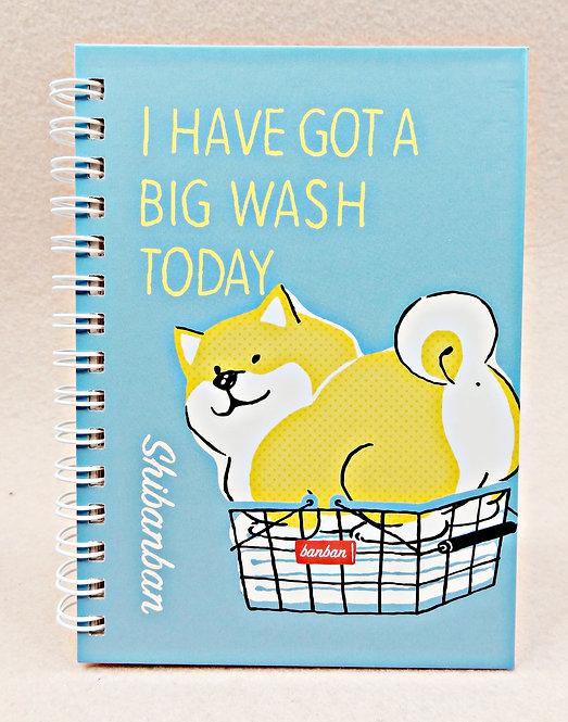 D02240_6 Shibanban 硬面 Notebook (56113)