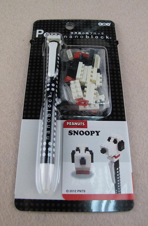 EP792 Nanoblock Pen Snoopy
