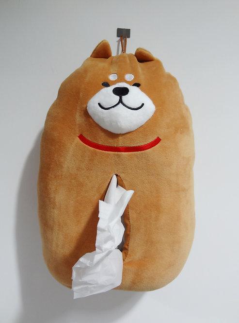 D02001 Pocchi 柴犬紙巾套