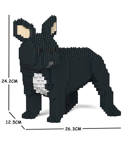 Jekca 法國老虎狗 French Bulldog 03S-M03 S size (需訂貨)