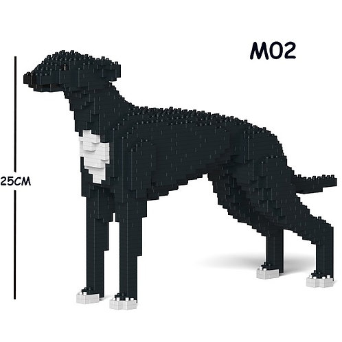 格雷伊獵犬 Greyhound 01S-M02 S size (需訂貨)