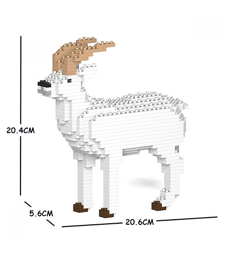 Jekca 山羊 Goat 01S (需訂貨)