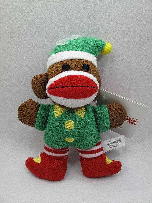 D01691_2 Lulubelle's Sock Monkey Baby Tinkle-Elf